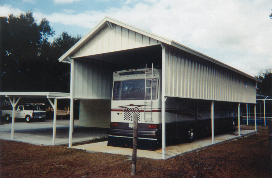 Protect Your Car, RV, Boat, Or Equipment From The Harsh Elements Of Outside  With An Aluminum Carport. With AAA Aluminum Enclosures, Custom Carports  Offer ...